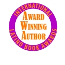 Award Winning Author logo